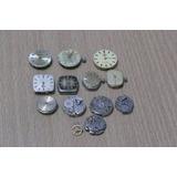 Vendo Maquinas Y Partes De Relojes Para Repuestos Reparacio