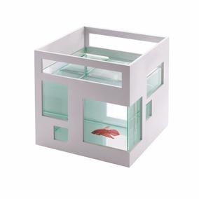 Pecera Umbra Acuario Hotel Minimalista 2 Galones Fish