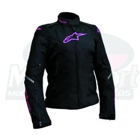 Jaqueta Alpinestars Stella Rosa - Roupa para Motociclista no Mercado ... ca2591a6b49a2