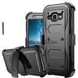 Samsung Galaxy Sm-j120a - #black - Resistente Resistent-8976