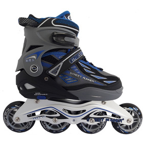 Rollers Profesionales Azul T 39-42 Extensible Abec 13 30307