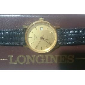 Reloj Longines Dama De Oro Automatico