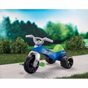 Fisher Price Triciclo Kawasaky 100% Original