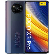 Celular Xiaomi Poco X3 Pro 256gb 8ram 48mp Negro + Forro