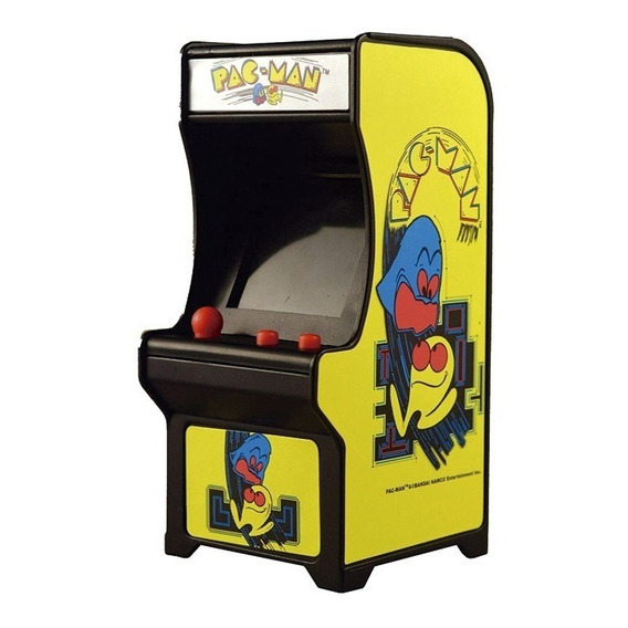 Mini Juego Retro Tiny Arcade Pac-man 376