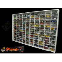 Estante Hotwhells 150 Nichos - Modelo Colectors Gran Luxo