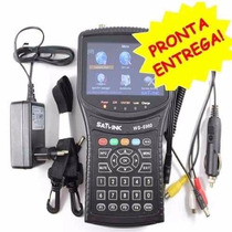 Satlink Ws 6960 Finder Hd Original Lacrado Pronta Entrega