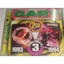 Gary Discografia Completa Volumen 3 Doble Cd Sellado