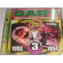Gary Discografia Completa Volumen 3 Doble Cd Sellado