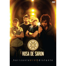 Rosa De Saron - Horizonte Vivo Distante - Dvd