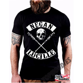 Camiseta, Negan, Lucille, Twd, Zombie, Zumbi, The Walking