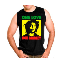 Camiseta Machão Bob Marley