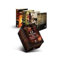 Box Reino Das Sombras - Trilogia + Cd - Robson Pinheiro