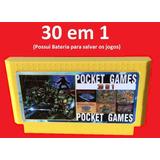 Earthbound Nes + 29 Jogos Nintendinho Famicom Fc Polystation