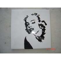 Marilyn Monroe Azulejo De Cerámica ( Ceramic Tile)