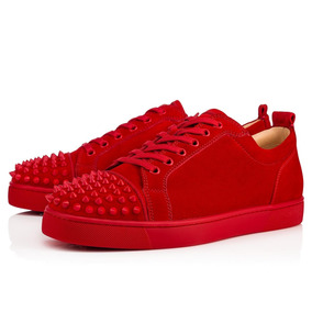 Christian Louboutin Oxford rojas