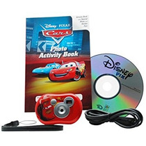 Juguete Digital Blue Disney Pix Micro Cámara Creatividad Ki