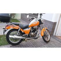 Zanella Patagonian Eagle 125cc Patentada 2014-regalo