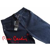 Calça Jeans Masculina Pierre Cardin Original Tradicional 228