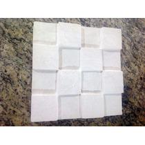 3 Formas Revestida De Borracha Macia P/ Gesso + Brinde Kit 1
