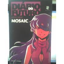 Mangá Diário Do Futuro Mirai Nikki - Mosaic
