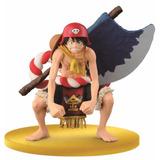 Luffy Film Gold Scultures Bampresto One Piece Sombrero De Pa
