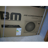 Aire Acondicionado Bm 12000 Btu Consola Decorativa