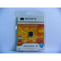 Memory Stick Micro M2 Sony/ Memoria Micro M2/ Para Psp 1gb