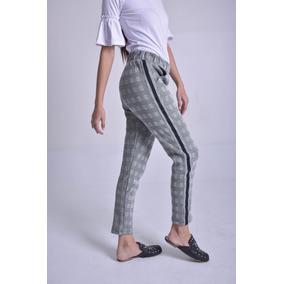 Babucha Pantalon Mujer Con Volados Dobe