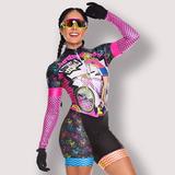 Roupas De Ciclismo, Macaquinho Feminino P