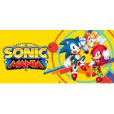 Sonic Mania Estreno Exclusivo!!! - Digital