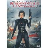 Resident Evil 5 La Venganza. Pelicula En Dvd.