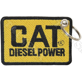 Chaveiro Patch P/ Mala - Motores Cat Fabricante Motor Diesel