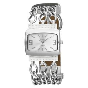 Freelook Reloj De Pulsera De Cadena Ha Para Mujer