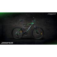 Bicicleta Profit Jasper Rin 29 Grupo De 9 Mecanica