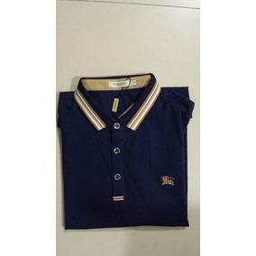 f08dd245aca09 Camisa Tipo Polo Burberry London