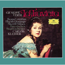 Opera Verdi Traviata Kleiber Cotrubas Domingo 2cd Envio Dhl
