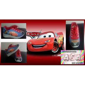 Zapatilla Para Niños Cars
