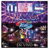 Banda Ms En Vivo Disco Cd Con 16 Canciones + Dvd