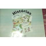 Livro Histórias Professora Luiza Da Silva