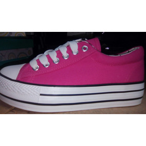 zapatos converse suela gruesa