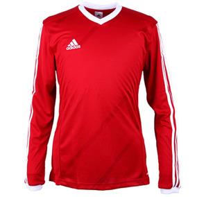 Playera Futbol Soccer Entrenamiento Hombre adidas F50430