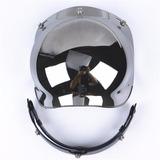Burbuja Humo/espejo 3 Botones Chopper Con Mecanismo Abatible