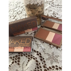 Paleta Urban Decay - Naked Flushed Original