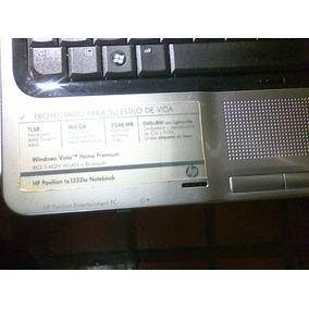 Laptop Hp Pavilion Tx 1332la Notebook