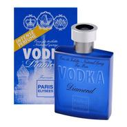 Vodka Diamond Edt 100ml Paris Elysees - Cód 815