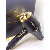 Secador Profissional Vortex Gold 2400w Mq Original + Brindes