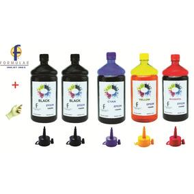 5 Litros Refil De Tinta P/ Impressora Epson L355 L365 L375