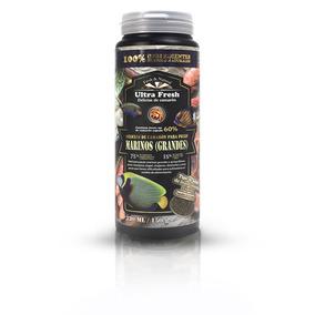 Ultra Fresh Delicias De Camaron M 330ml/150g Azoo Alimento