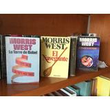 Morris West Lote De Libros